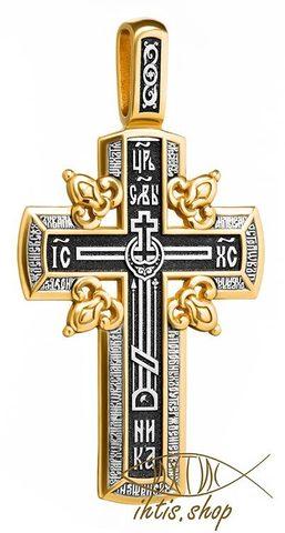 Голгофский крест без распятия