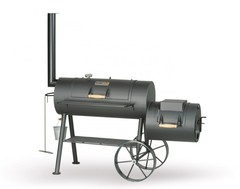 Смокер SMOKY FUN BBQ Party Wagon 5