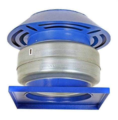 Вентилятор крышный ВанВент ВКВ-К 125 Е (ebmpapst мотор)