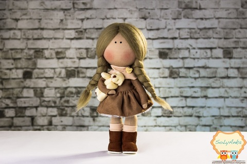 Куколка Никки. Коллекция La Petite.