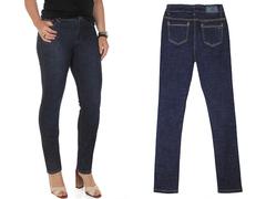 L5081 джинсы женские, синие