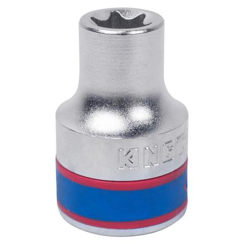 KING TONY (337518M) Головка торцевая TORX Е-стандарт 3/8