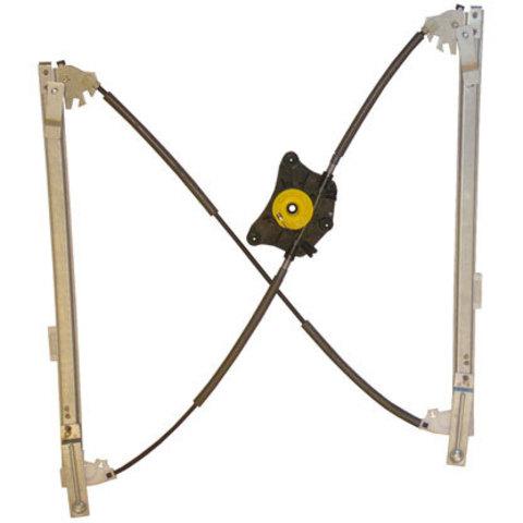 Электрический стеклоподъемник Ауди ку 7 задний левый