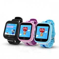 Детские GPS часы Smart Baby Watch Q100