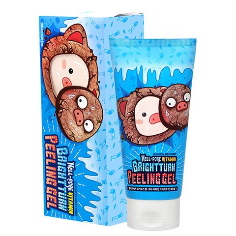 Пилинг гель Elizavecca Hell-Pore Vitamin Brightturn Peeling Gel 150ml
