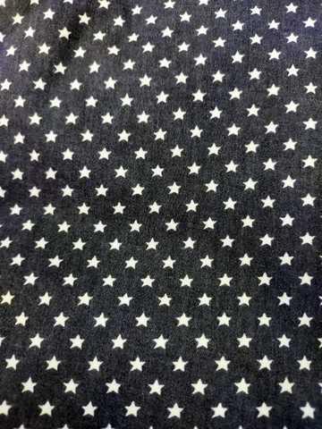 Пододеяльник к утяжеленному одеялу 140*200(Звезды на сером)