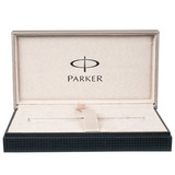 Шариковая ручка Parker Duofold K186 Pearl&Black Mblack (S0767550)