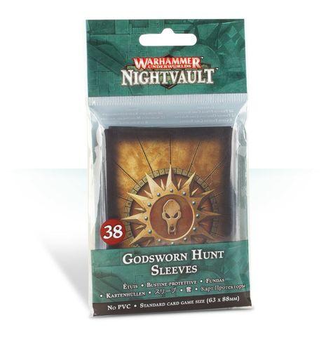 WH UNDERWORLDS: GODSWORN HUNT SLEEVES