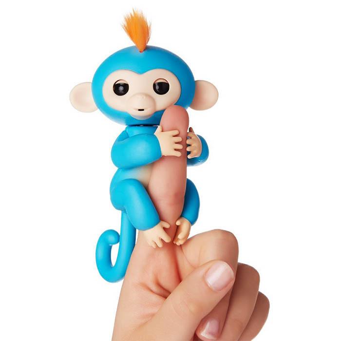 Синий цветовой вариант Fingerlings