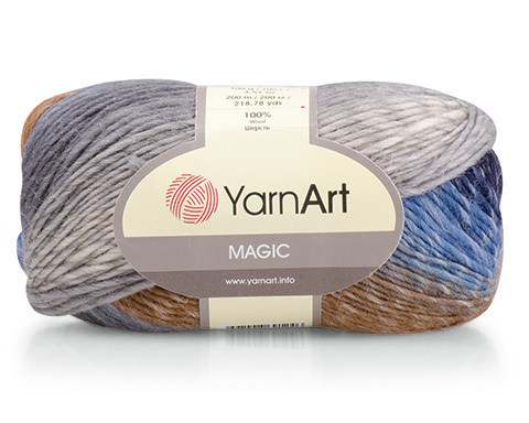 Magic (Yarn Art)