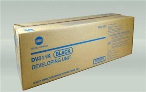Девелопер Konica-Minolta DV-311K черный для bizhub С220/C280/C360 A0XV03D