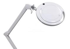 Лампа-лупа 6017H LED холодный свет, 9W