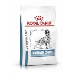 Корм для собак, Royal Canin Sensitivity Control SC21, с пищевой аллергией/непереносимостью, с уткой