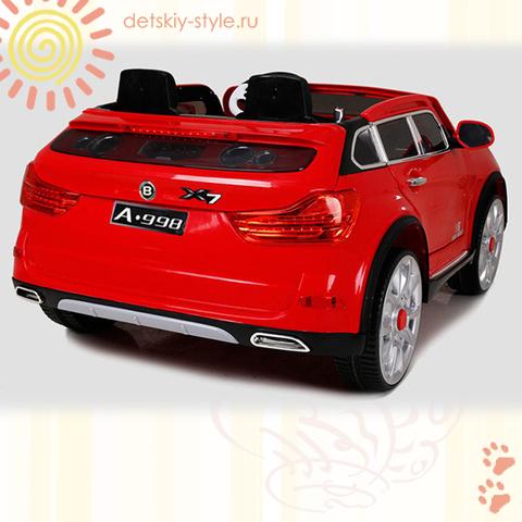 """Двухместный """"BMW X7"""""""