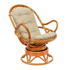 Кресло Papasun Leset Swivel Rocker