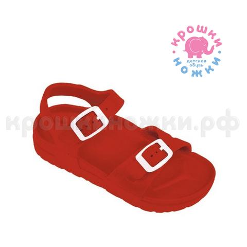 Туфли пляжные красные Тинго