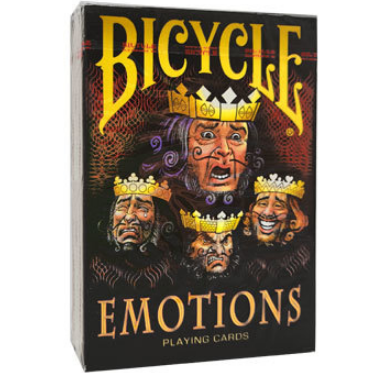 Карты Bicycle Emotions