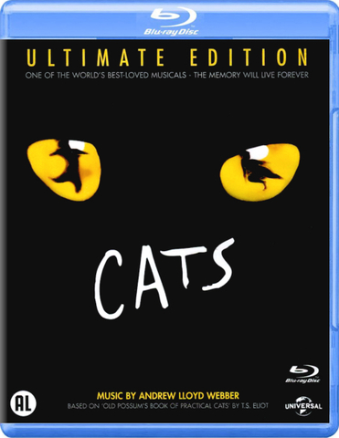 Andrew Lloyd Webber / Cats - Ultimate Edition (Blu-ray)