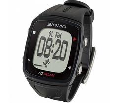 Пульсометр Sigma iD.Run 24800 черные, 6 функций