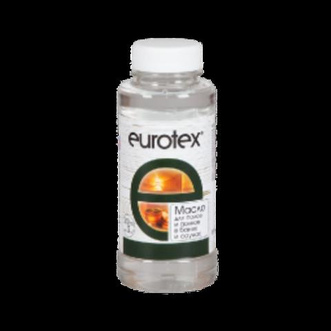 EUROTEX® Сауна Масло Для полов и полков в банях и саунах