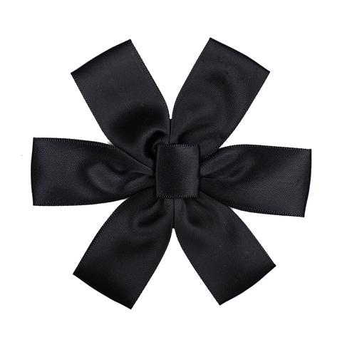 Бант декоративный Black 1