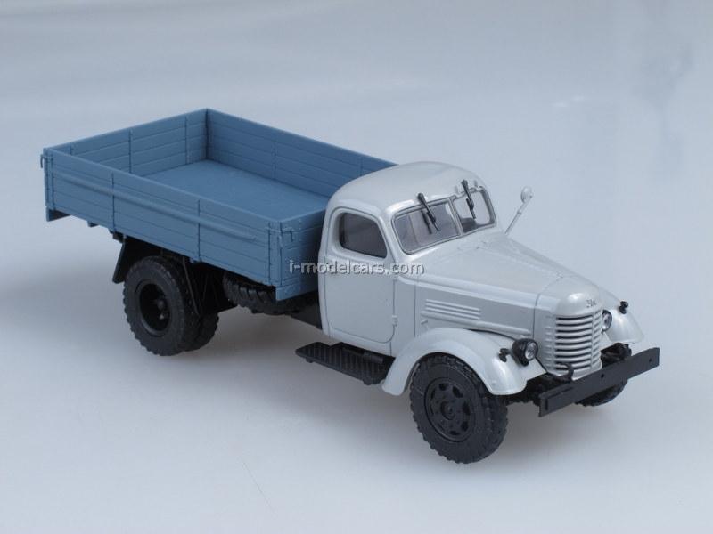 ZIS-150 board gray-blue 1:43 AutoHistory