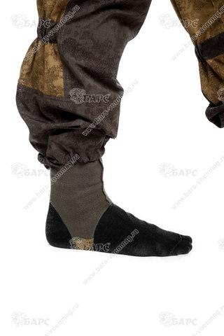 Камуфляжный костюм «Горка-3 Флис» Код Хаки