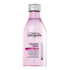 L'Oreal Professionnel Delicate Color - Шампунь для защиты цвета ярких оттенков