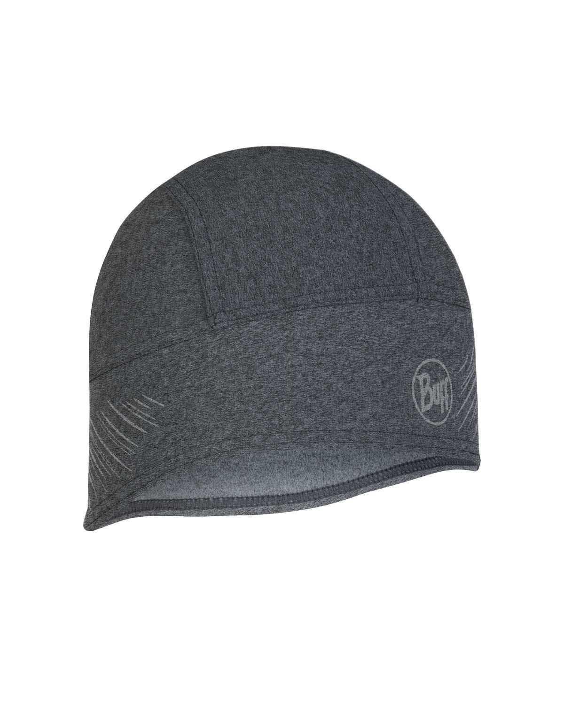 Шапка из тонкого флиса Buff Hat Tech Fleece R_Grey