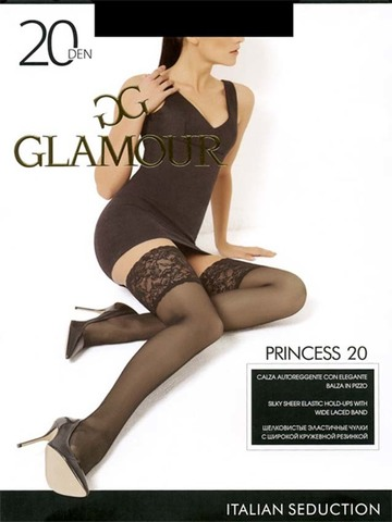 Чулки Princess 20 Glamour