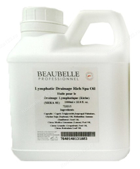 Лимфодренажное насыщенное СПА масло  (Beaubelle | SPA масла | Lymphatic Drainage Rich Spa Oil), 1000 мл.