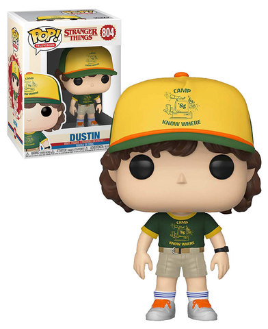 Dustin Funko Pop! Vinyl Figure || Дастин