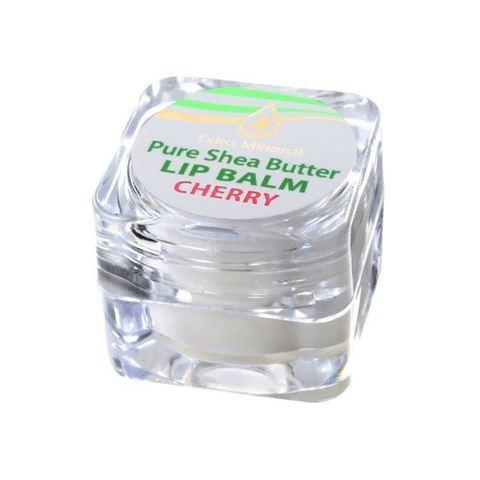 Extra Mineral - Бальзам для губ из масла ши (ВИШНЯ)