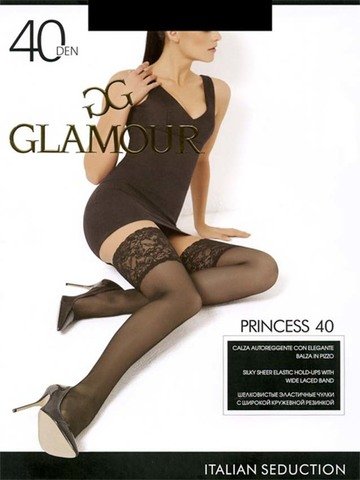 Чулки Princess 40 Glamour