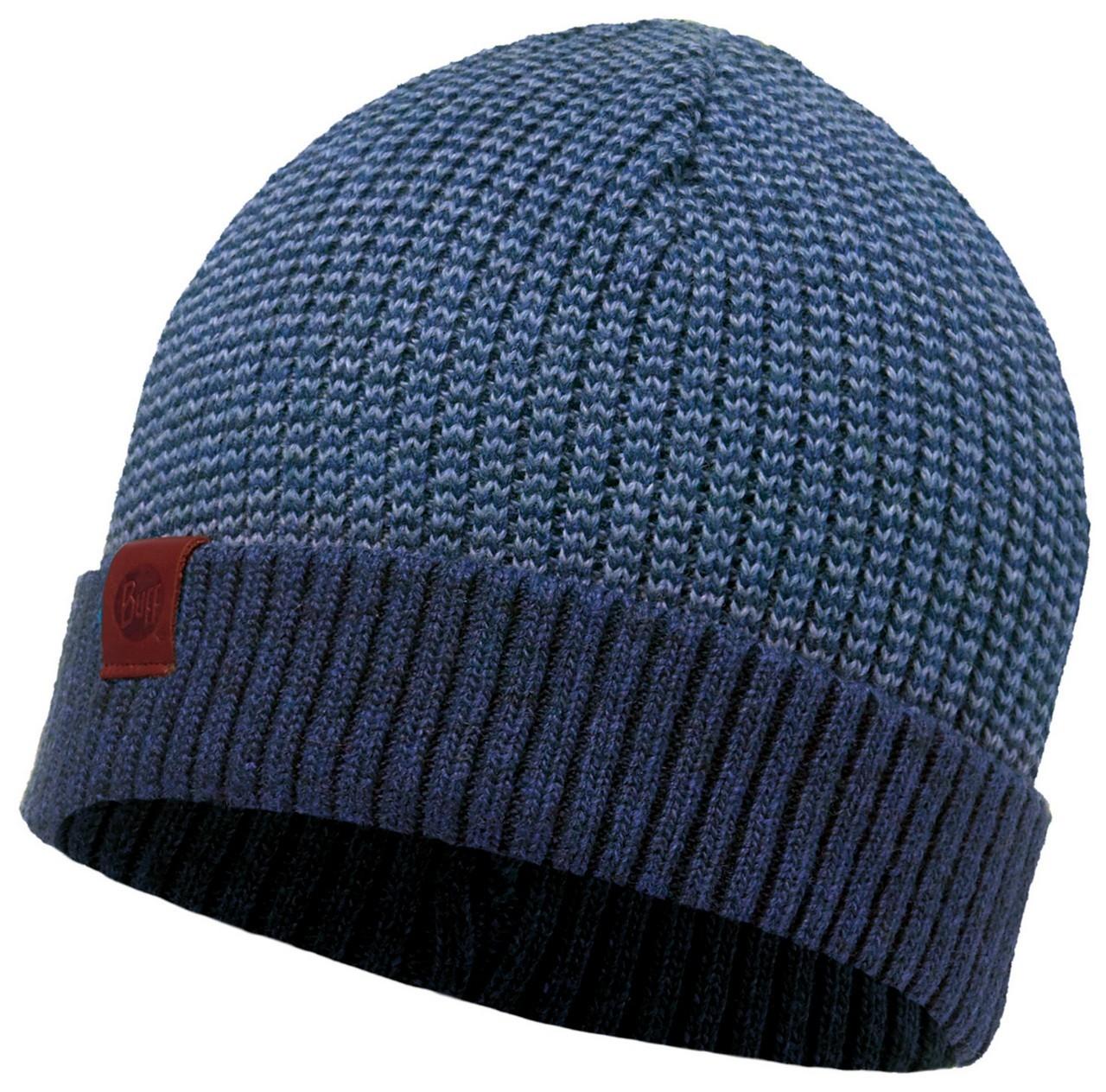 Вязаная шапка Buff Dee Blue