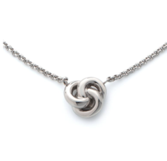 FOSSIL VINTAGE ICONIC - Collana - color argento