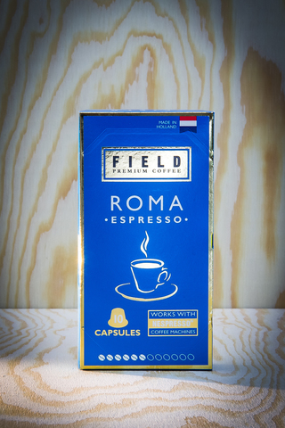 FIELD PREMIUM COFFEE Espresso Roma. Интернет магазин чая