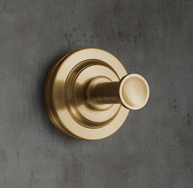 Крючки Крючок для одежды R19 R19_gold_hook.jpg