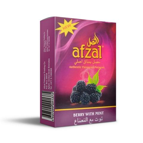Табак Afzal Berry with Mint 50 г