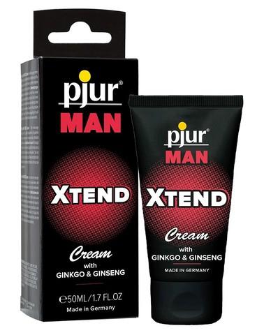 Pjur MAN XTEND Cream. Крем для ежедневного применения.