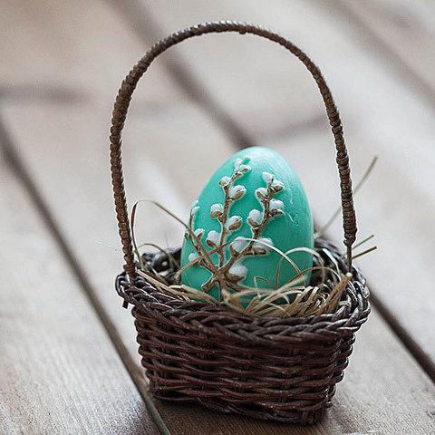 Мыло Яйцо/Верба. Пластиковая форма