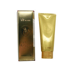 Очищающая пенка Elizavecca 24K Gold Snail Cleansing Foam, 180 мл