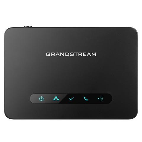 Grandstream DP750 - IP DECT базовая станция. 10 SIP аккаунтов, 10 линий, до 5 трубок/5 одновременных вызовов.