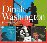 Dinah Washington / 3 Essential Albums (3CD)
