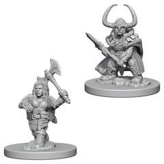 Dwarf Female Barbarian / Дварфийские женщины-варвары