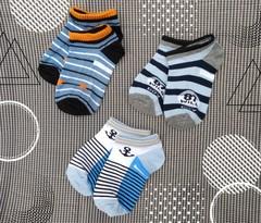 Носки для мальчиков ( 3 пары) арт G82 ( р 27-31)