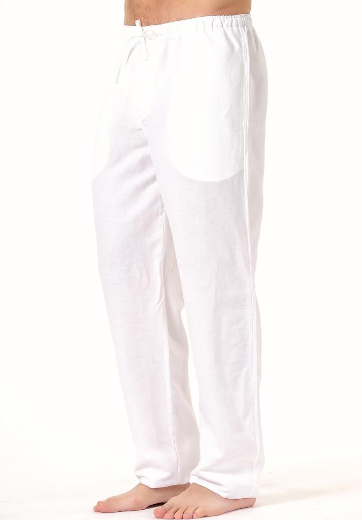 Льняные домашние брюки Zimmerli