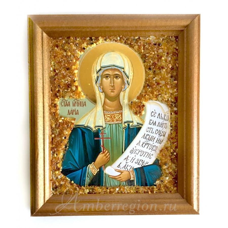 Икона Святой Дарьи