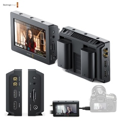 Монитор видеорекордер Blackmagic Design Video Assist HDMI/6G-SDI Recorder and 5