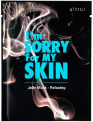 I'm Sorry For My Skin Jelly Mask-Relaxing маска для лица